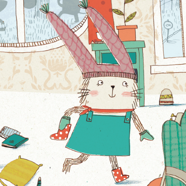 Kate Hindley is children's illustrator living and working in Worcestershire, UK.