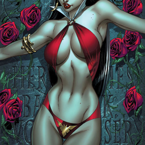 "Jeffrey Scott Campbell is an American comic book artist. He has had several pen names, including ""Jeff Scott"", but is best known as J. Scott Campbell. He rose to fame as an artist for Wildstorm Com..."